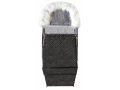 Fusak COMBI FOX 3v1 čierny - velvet šedý