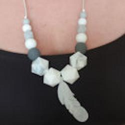Silikónové náhrdelníky