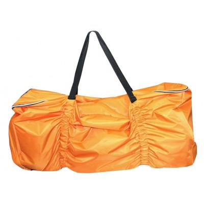 Cestovný obal na kočík oranžový
